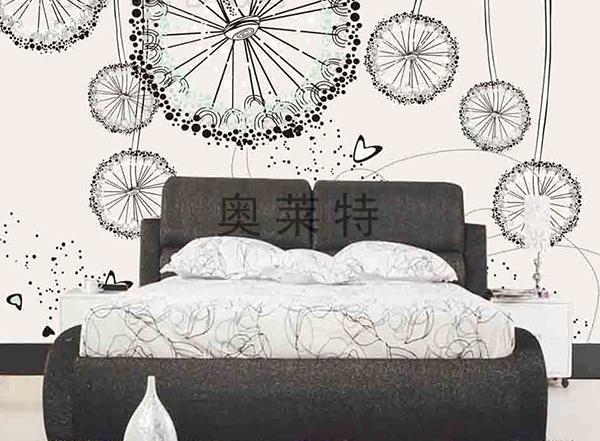 床头背景墙