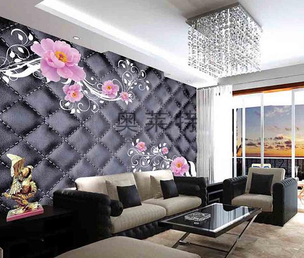 3D客厅背景墙