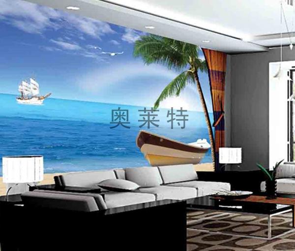 沙发墙装修