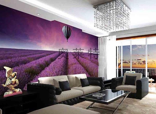 背景墙壁画
